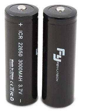 Feiyu Tech 26650 Rechargeable Battery for Feiyu G6/G6 Plus/SPG2 Handheld Gimbal