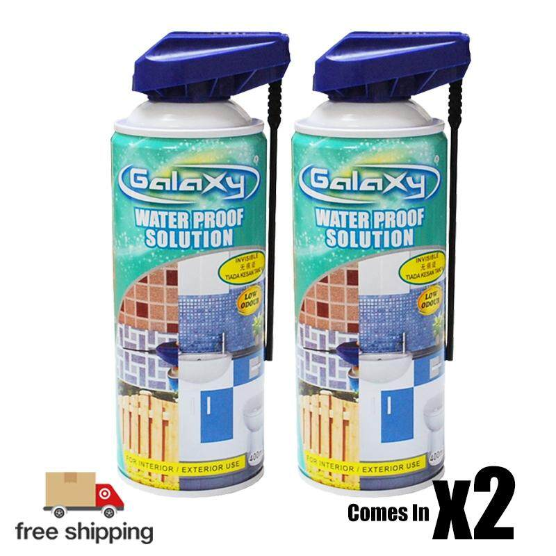 [Best Buy] Galaxy Waterproof Solution Spray 400ml (2 Cans)