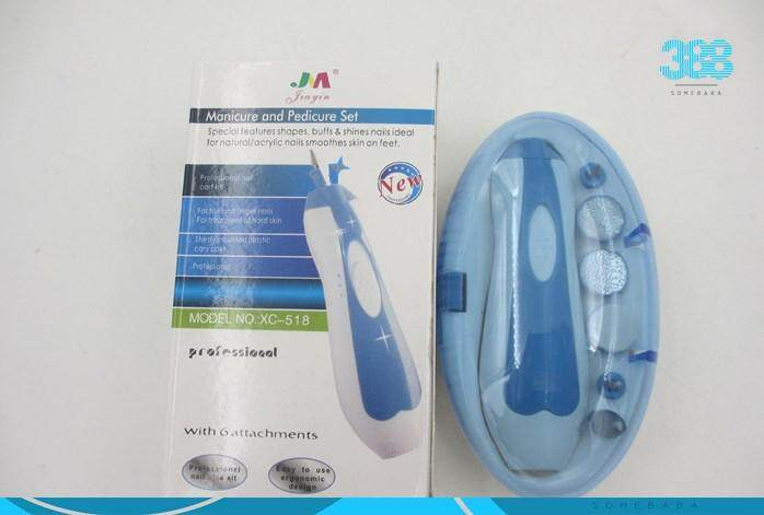 【READY STOCK】Professional Electronic nail trimmer suitable for everyone
