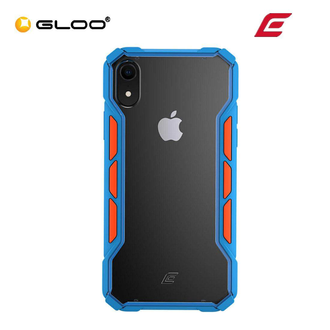 Element Case - Rally (Xs Max) - Light greyLime/BlueOrange/Black
