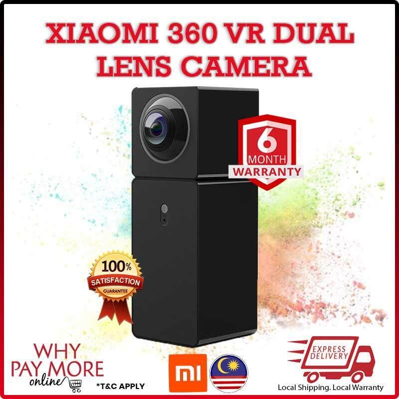 Xiaomi Hualai Xiaofang Cam 360 1080P Two-way Dual Lens Panoramic View Smart Wifi IP Camera CCTV