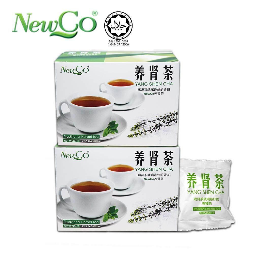 Newco Yang Shen Cha Herbal Tea 2 X 15's