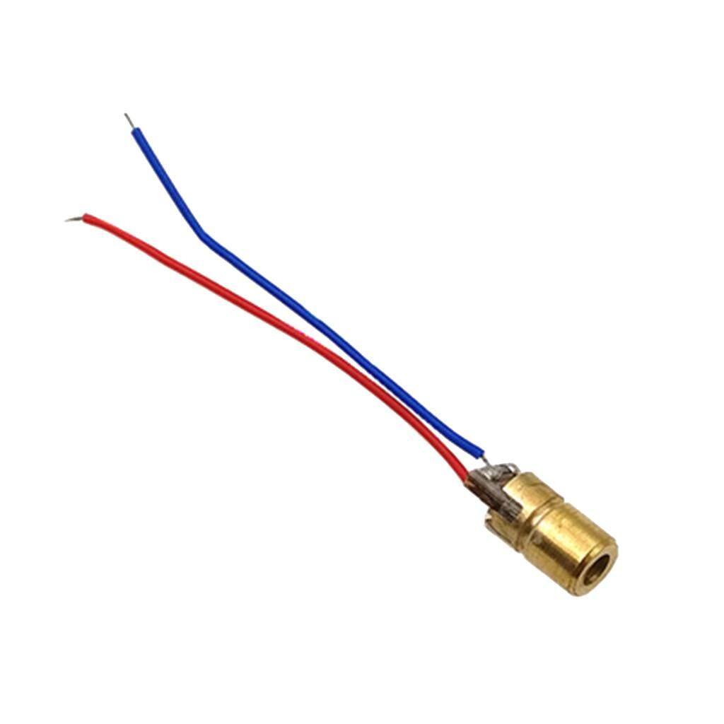 Mô-đun Diode Laser Tập Trung 3 Lần Dolity Linh Kiện Điện Tử Đường Kính Ngoài 6Mm