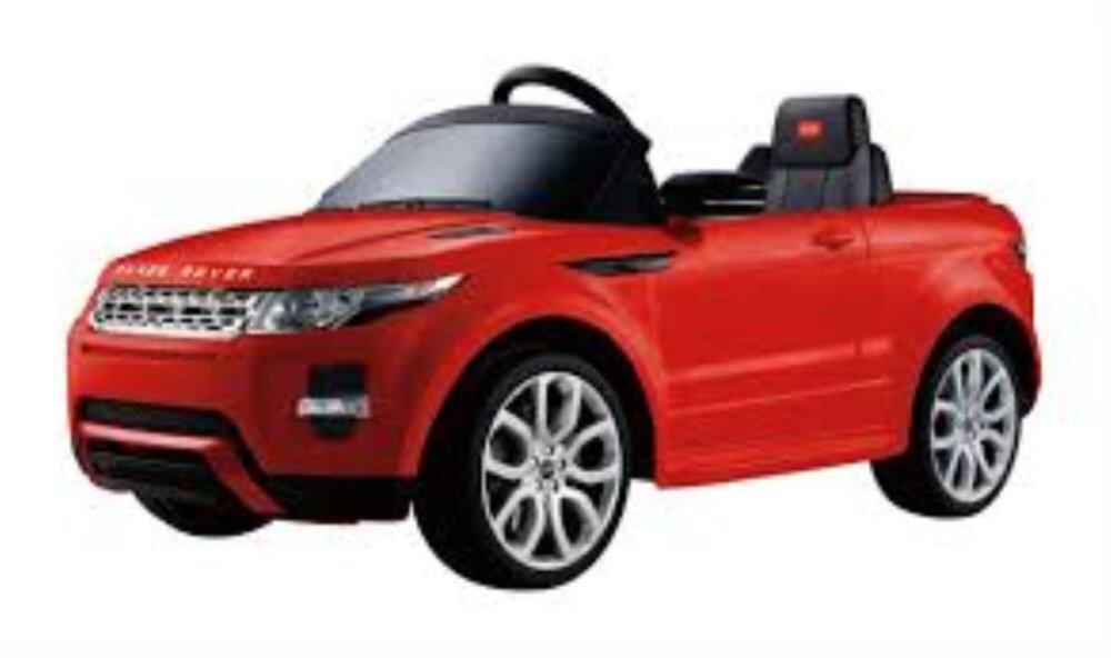Kids Ride on Car - Original Licensed Product Range Rover + Parental Remote Control