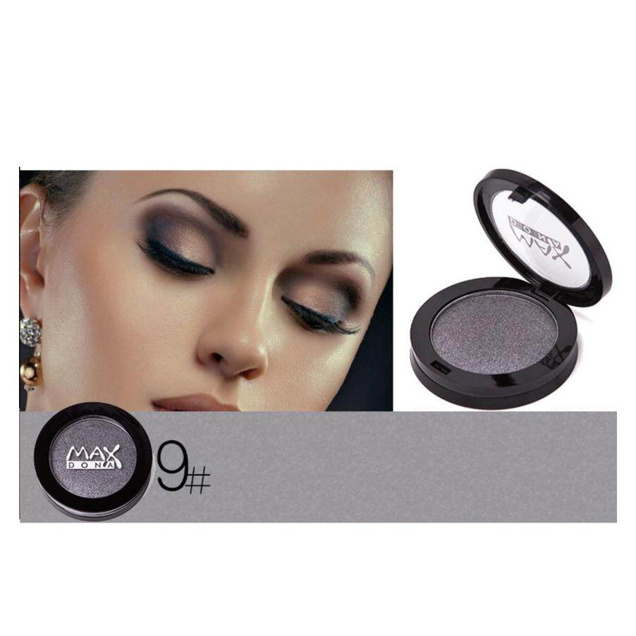 MAXDONA Eyeshadow Powder - Grey (Code 09)