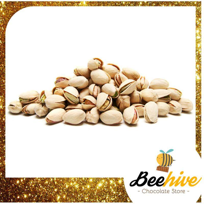 Beehive Healthy Snack Roasted & Salted Pistachios 180g (Free Note Writing)