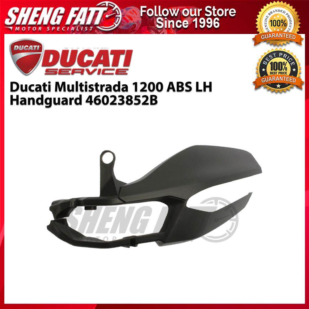 Ducati Multistrada 1200 ABS LH Handguard 46023852B - [ORIGINAL]