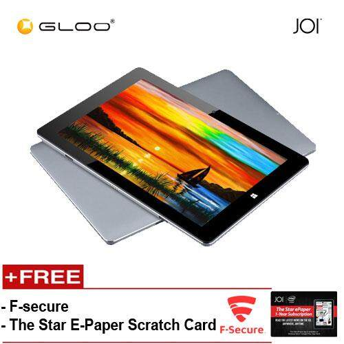 JOI 11 Pro (64GB) Tablet - Grey PN: IT-T500 { Free F-Secure Client Sercurity Premium + The Star E-Paper Scratch Card}