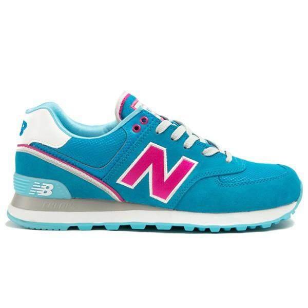 การใช้งาน  ปัตตานี คลังสินค้าพร้อม NB 574 รองเท้าผ้าใบ NEW BALANCE รองเท้าวิ่งผู้หญิง