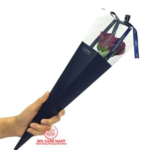 Beautiful Purple Rose Flower Gift 39cm