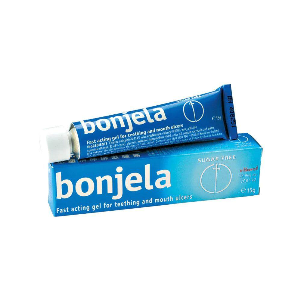 Bonjela 15g (Mouth Ulcers/ Baby Teething Pain)