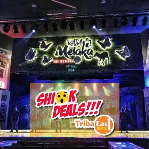 Rasa Melaka The Musical - Malaysian