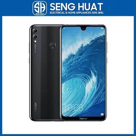Huawei Honor 8X LTE 4GB + 128GB Dual Sim (Black)