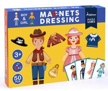 [All4kids] MiDeer Magnets Dressing