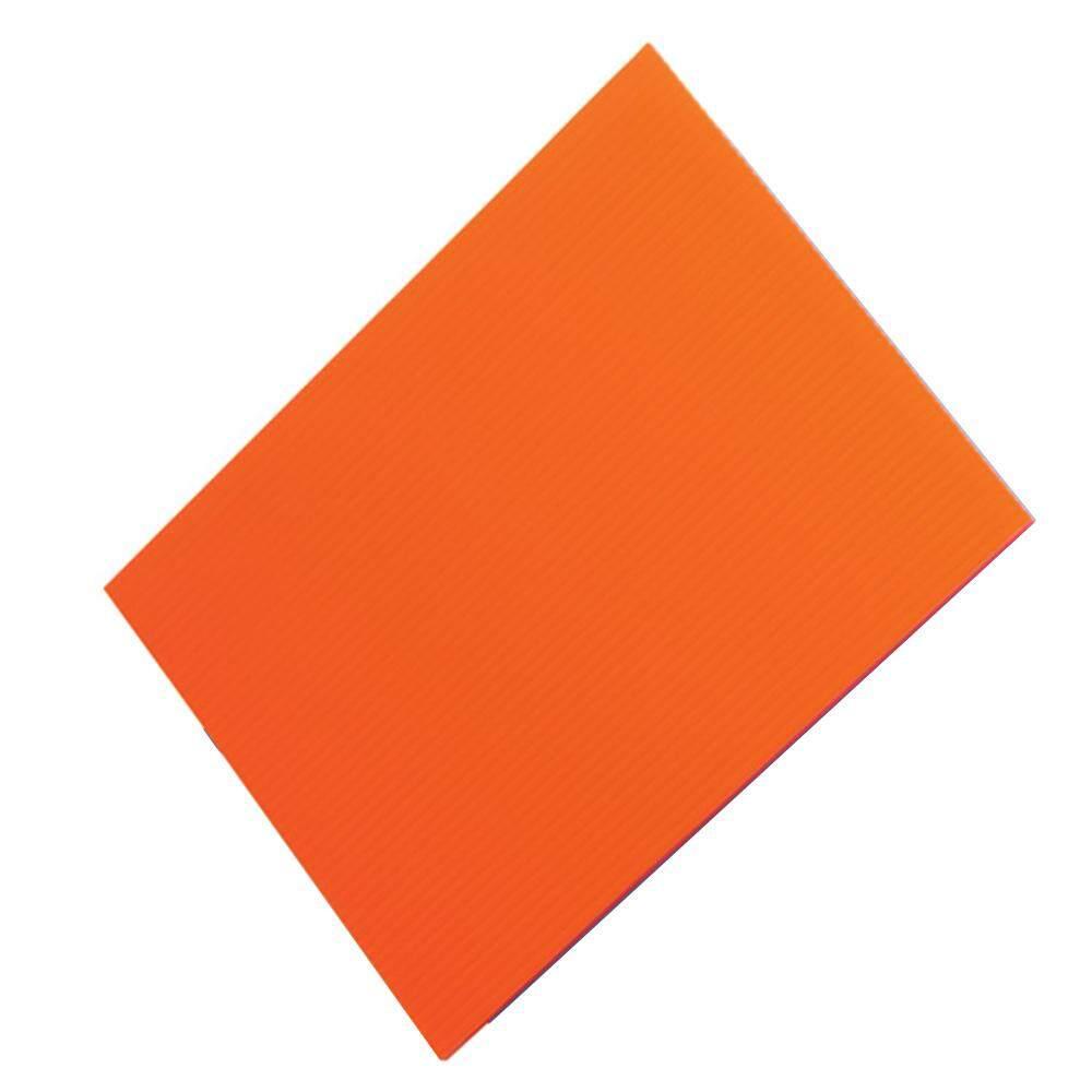 Impra Board 3mm 27inch X 30inch - Orange