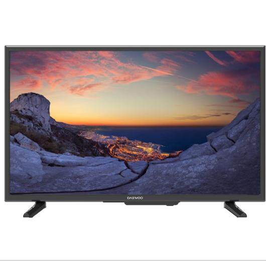 "Daewoo 32"" LED TV WITH DVB T2 L32T670VGA"
