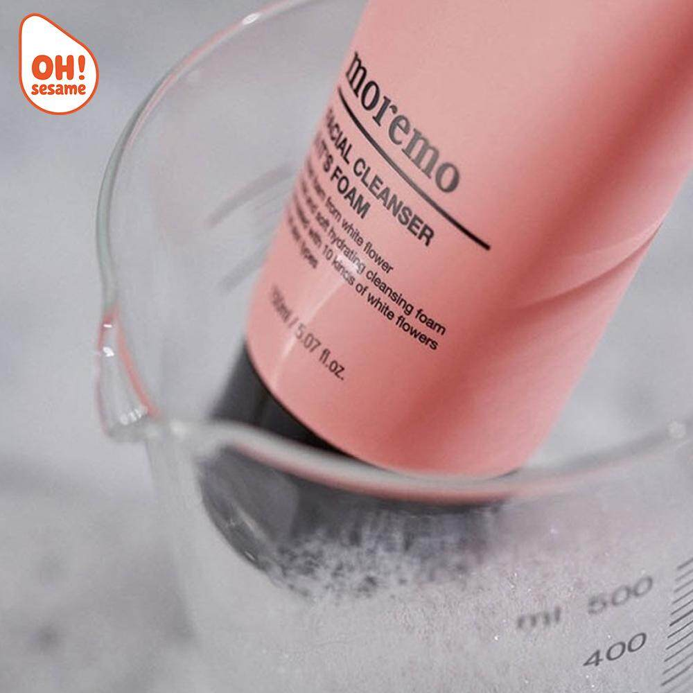 MOREMO Facial Cleanser Its Foam (150ml)