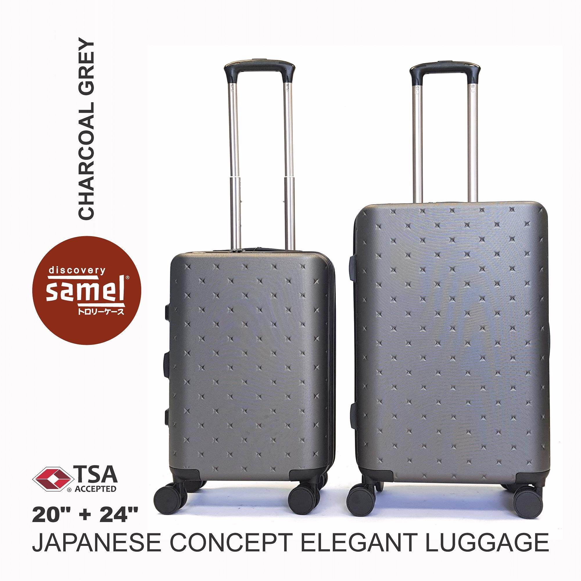 SAMEL FGD 309 JAPANESE CONCEPT ELEGANT LUGGAGE 2 IN 1