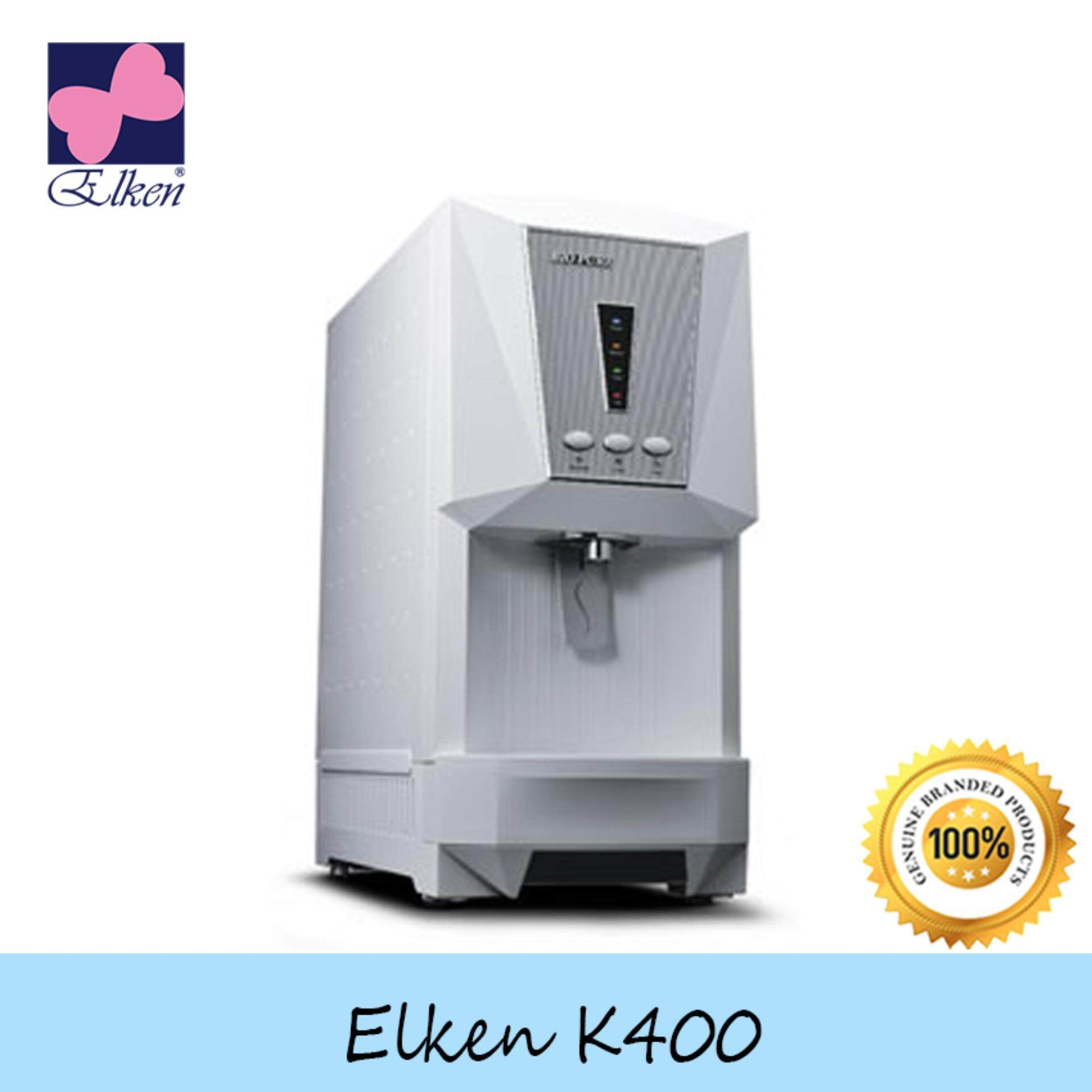 Elken Bio Pure K-400 Water Purifier with Pre-Filter - ENBPK4P