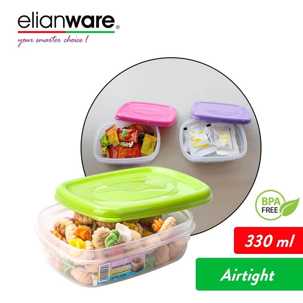 Elianware (BUY 2 FREE 1) Sambal Chilli Sauce BPA FREE Food Keeper
