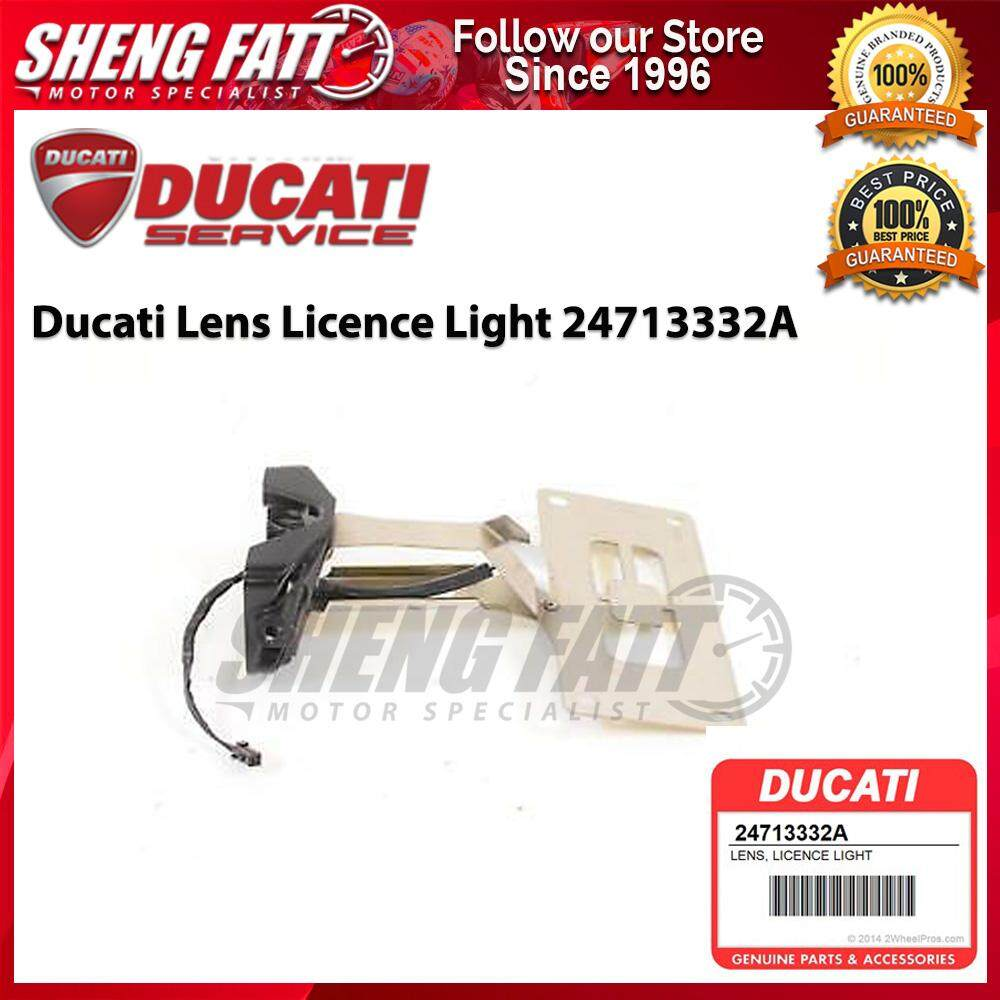 Ducati Lens Licence Light 24713332A - [ORIGINAL]