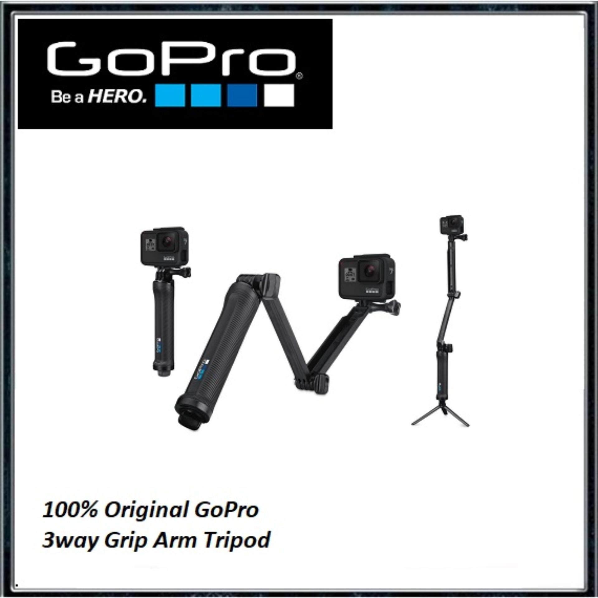GoPro 3-Way Grip/Arm/Tripod (ORIGINAL GOPRO 100%)