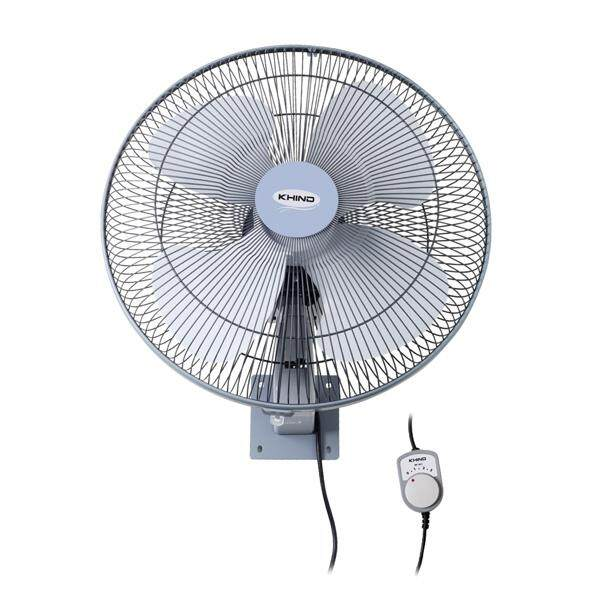 "Khind 18"" Industrial Wall Fan WF1811 Winter Grey"