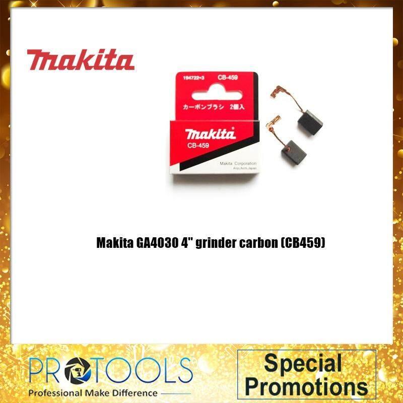 Makita GA4030 4\'\' grinder carbon (CB459)