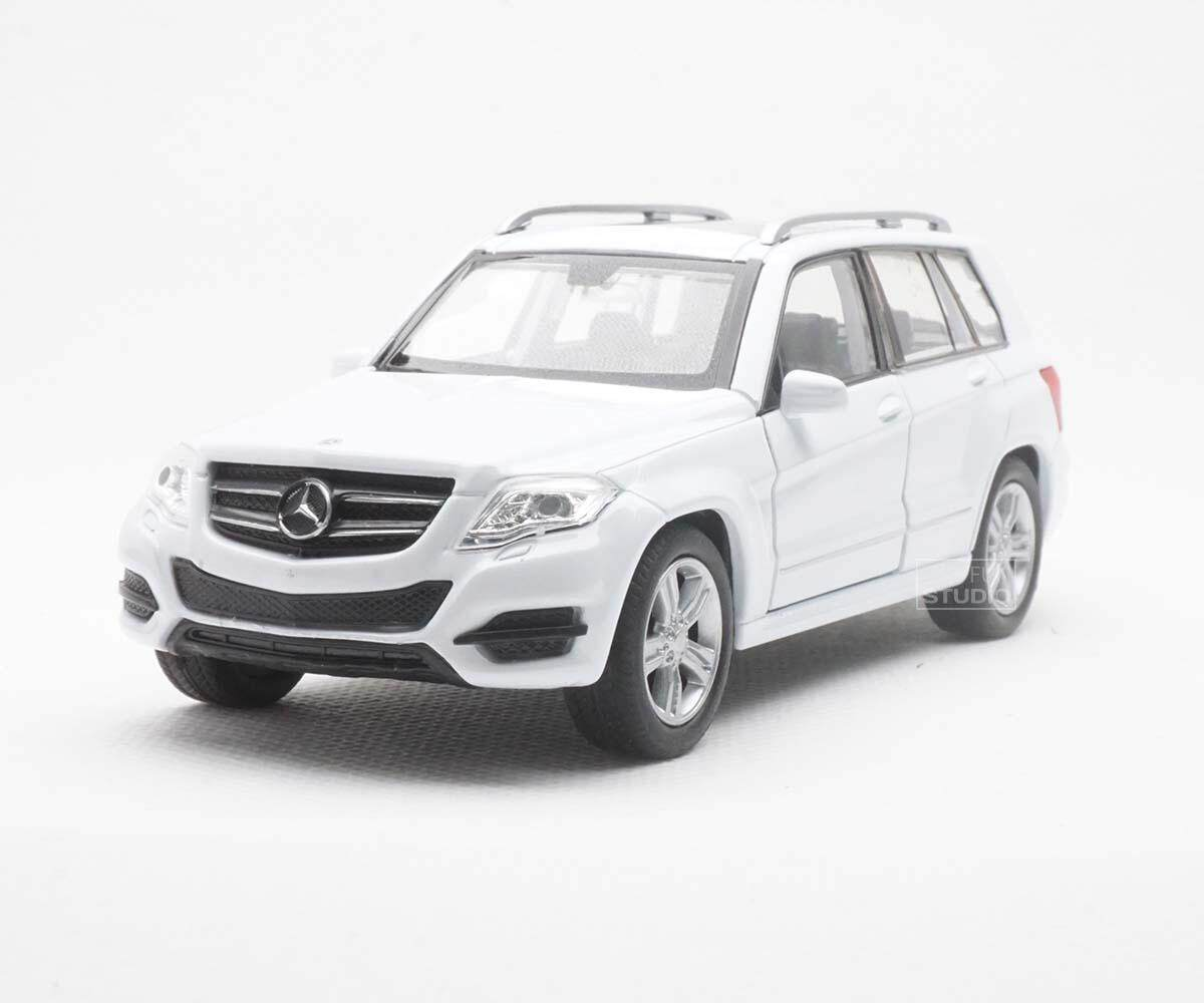 Welly Mercedes Benz GLK-Class 1/36 1/32 1/34 Diescat Car model White