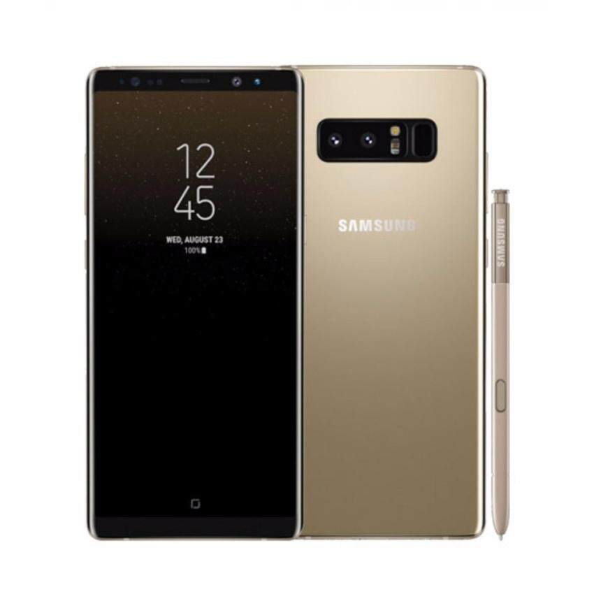 Samsung Galaxy Note 8 [6GB RAM/64GB ROM] Original Samsung Malaysia Set (Maple Gold)