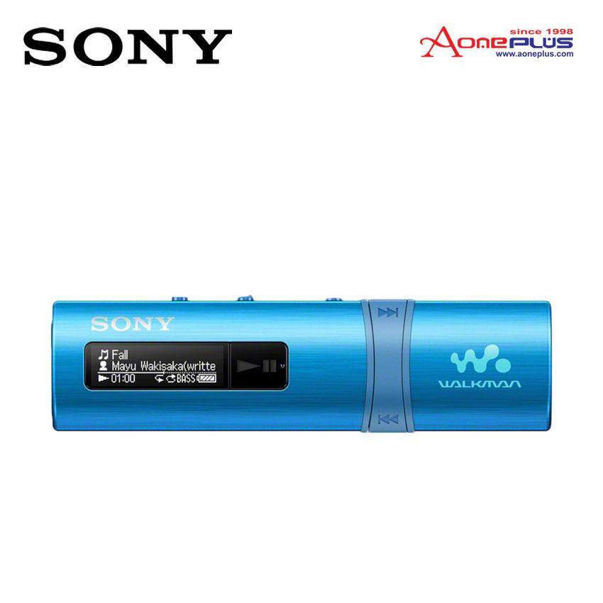 Sony Walkman NWZ-B183F MP3 Player (4GB) + Sony Micro Vault 16GB 3.0 Pendrive