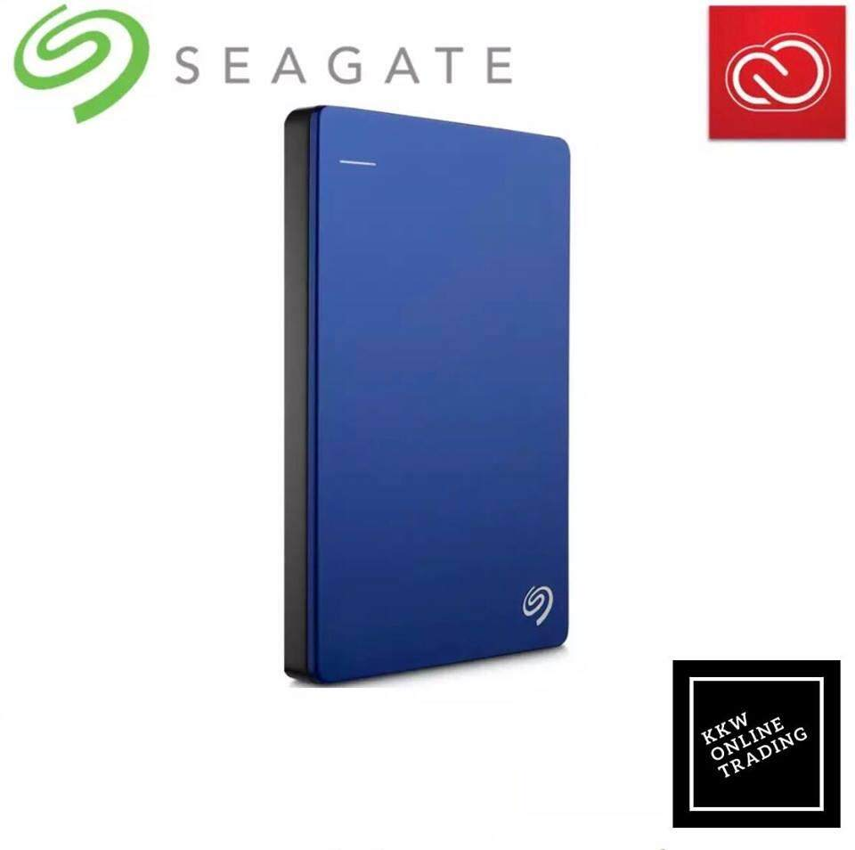 Seagate 1TB Backup Plus Slim Portable Drive 1TB External Hard Drive (Seagate Malaysia)
