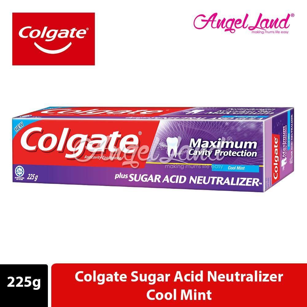 Colgate Sugar Acid Neutraliser Cool Mint Toothpaste 225g