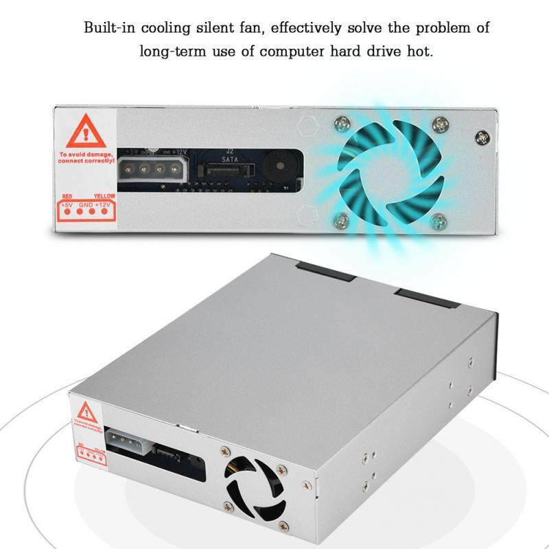 External Hard Drives - Memory Built-In Hard Disk Compartment Multi-Place Convenient Temperature