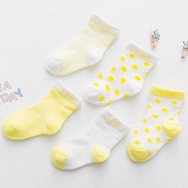 6 pcs Socks for Babies Children Toddlers