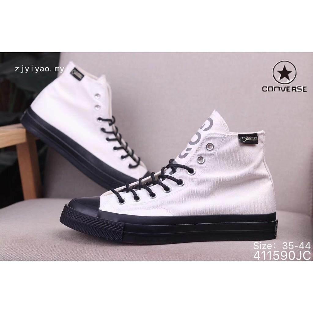 สอนใช้งาน  สมุทรสงคราม Converse x Gore - Tex Original รองเท้าผู้หญิงผู้ชายกีฬาบุคลิกภาพรองเท้าลำลอง