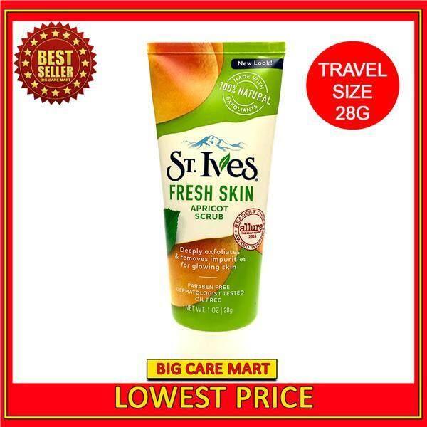 St Ives Fresh Skin Scrub 28g (Travel Size)
