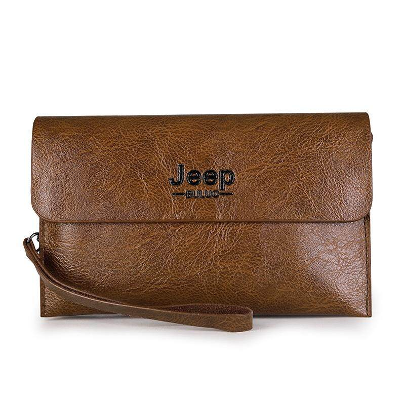 JEEP Business Leisure Clutch Wallet