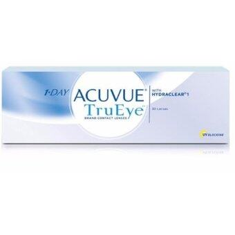 Harga 1 Day Acuvue TruEye Contact Lens (-3.75)