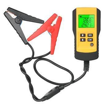 12V LCD Digital Car Battery Analyzer Automotive Vehicle Battery Diagnostic Tester Tool