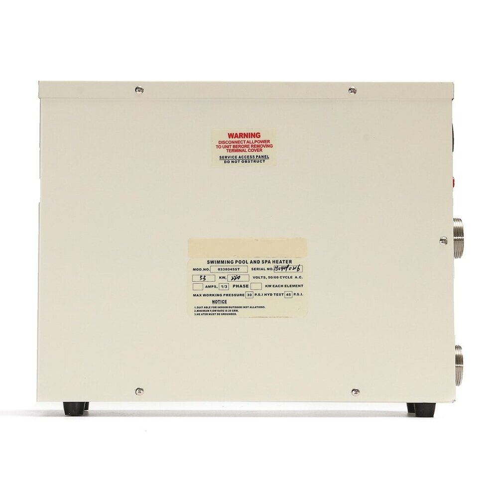 Buy Generic Ac 220v 55kw Swimming Pool Spa Hot Tub Electric Water Cover Pools Wiring Diagram Image