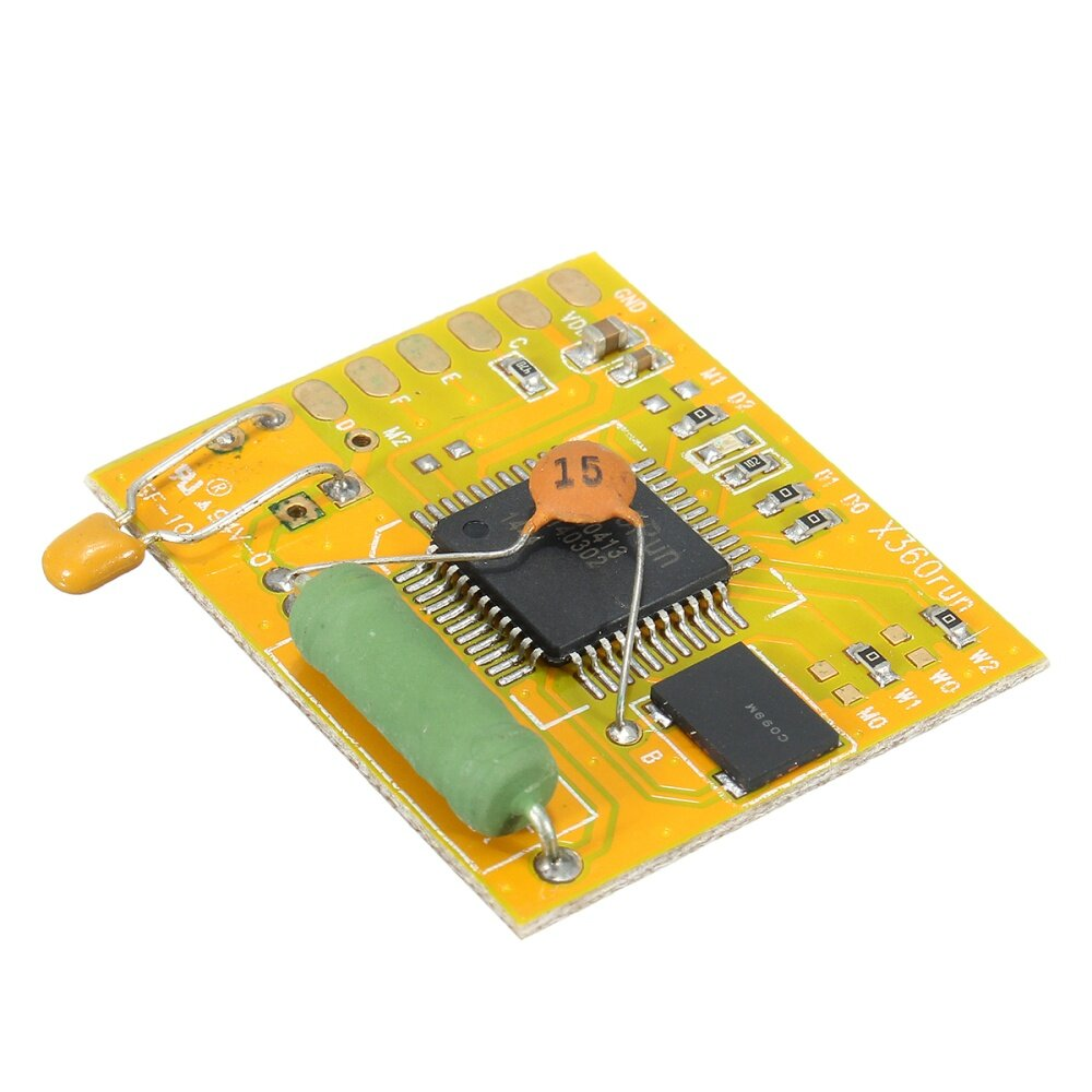 Generic DIY High Speed X360Run Glitcher Board+96MHZ Crystal For