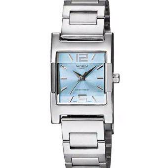 Harga (2 YEARS WARRANTY) CASIO ORIGINAL LTP-1283D-2A LADIES WATCH