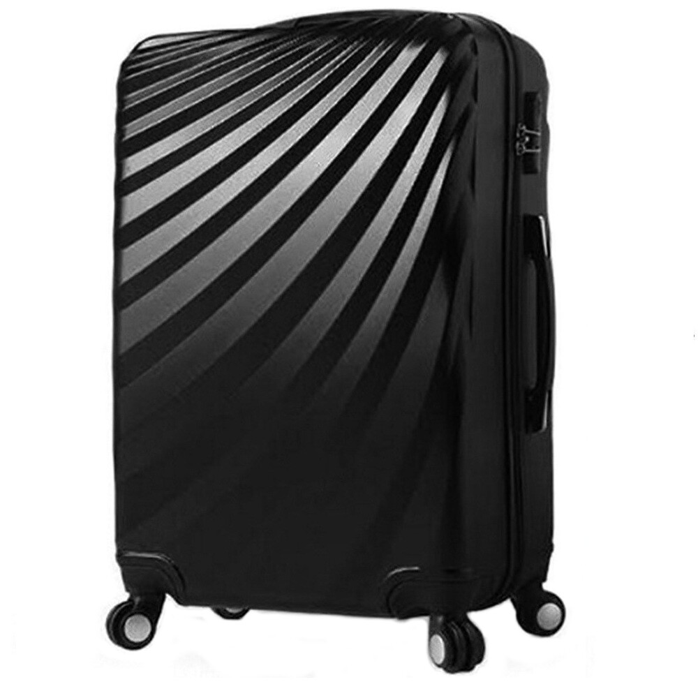 Black Hard Suitcase Mc Luggage