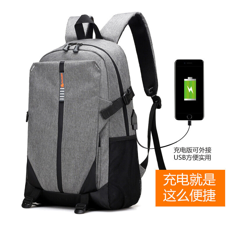Jual 2018 Latest Version Travel Outdoor Business Casual Laptop Backpack For 12 17Inches Laptop With External Usb Charging Intl Antik