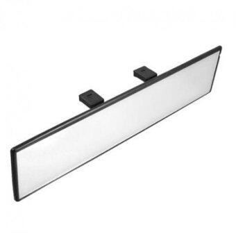 270MM Wide Flat Auto Interior Clip On Rear View Mirror