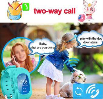 2Cool Kids Watch GPS Tracker Anti Lose Phone Call Smart Watch SOSCall Watch for Children