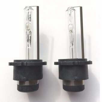 Harga 2PCS 35W D2S Car HID White Xenon Headlight Light Lamp Bulbs 4300K