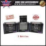 Broz 3 X Bottle Carall Regalia Enrich 1386 Velvet Musk Car Air Freshener Perfume-65ml (Genuine, Made In Japan)