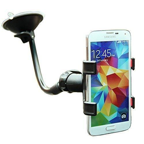 360 Rotating Universal Car Windshield Mount Stand Holder